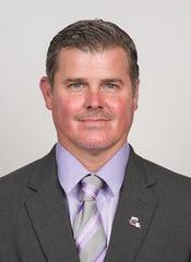 Northwestern State football Coach Brad Laird