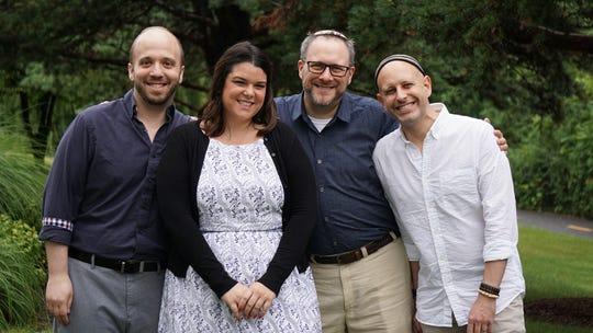 Listen Up! Jewish Vocal Band