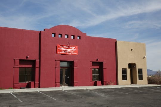 Forghedaboudit has been preparing its new location at 1338 Picacho Hills Drive for several months, and the restaurant stated last week that it hoped to open the new restaurant in late March. Seen on Monday, Feb. 17, 2020.