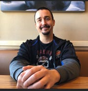 Las Cruces Texas Roadhouse service manager Benjamin Hardin, 35, was struck by a car and died on Trans Mountain Road in El Paso on Sunday Feb. 16, 2020.