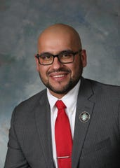 New Mexico Rep. Javier Martinez (D-11)