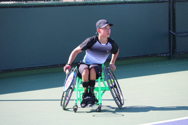 The Indian Wells Tennis Garden Wheelchair Championships concluded Sunday, as the first of many major events coming to Indian Wells this tennis season.