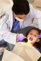 Pensacola State College offers free preventive dental services to kids.