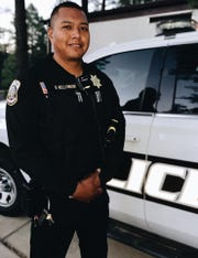 White Mountain Apache Tribe Police Officer David Kellywood was killed in the line of duty on Feb. 17, 2020.
