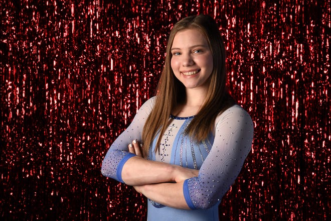 Gymnast Jade Carey of Phoenix is competing at a World Cup in Melbourne, Australia, this week looking to wrap up an individual berth at the Tokyo Olympics.