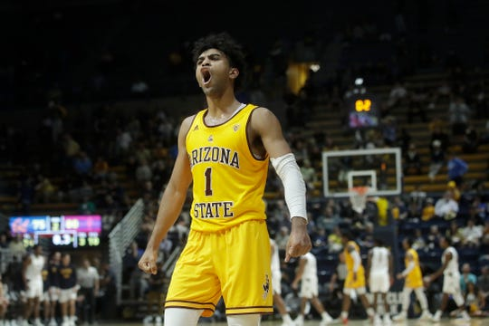 Remy Martin came up big for the Sun Devils ... in their simulated NCAA Tournament victory over BYU in the Sweet 16.