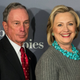 Mike Bloomberg, Hillary Clinton