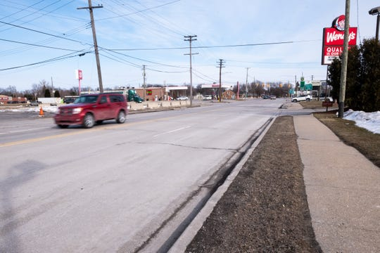 Port Huron City Council members signed off on MDOT's recommendation to convert Hancock Street from four lanes to three between I-69/94 and Pine Grove Avenue.