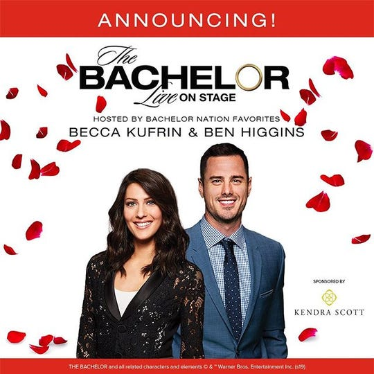 """The Bachelor Live on Stage"" show set for El Paso was canceled."
