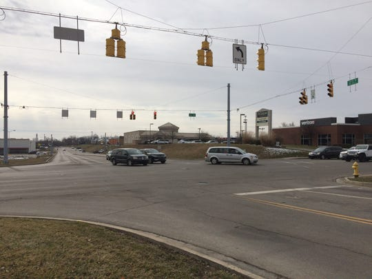 The intersection of National Road East and South 37th Street had 28 accidents in 2019, the most of any Richmond intersection.