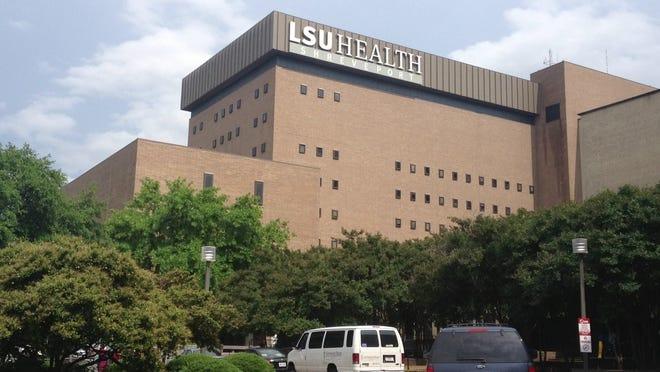 LSU Health in Shreveport.