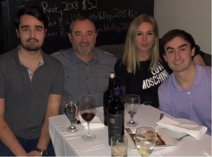 The Tomic family owns and operates Bella Fresca restaurant in Shreveport.
