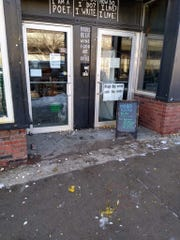Full Circle Book Co-op in downtown Sioux Falls was egged twice over the weekend, according to its owners.