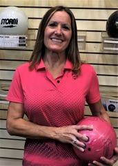 Sue Astley, a gold medal winner across three different states in pickleball, picked up bowling as a new challenge and rolled her first 600-plus series last week at the Virgin River Bowling Center in Mesquite.