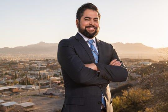 Octavio A. Dominguez, candidate for  Criminal District Judge, Court No. 1.