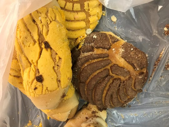 Ebenezer Grocery and Taqueria opened Jan. 24 at 900 Grand Ave. in Schofield. The taqueria side is planned for an opening Wednesday, Feb. 19, 2020. Pictured is the Mexican sweet bread sold at the grocery store.