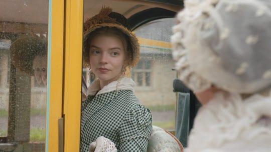 "Anya Taylor-Joy plays a meddling matchmaker in ""Emma."""