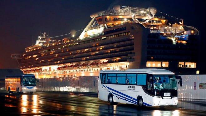 Official explains Diamond Princess cruise quarantine fail
