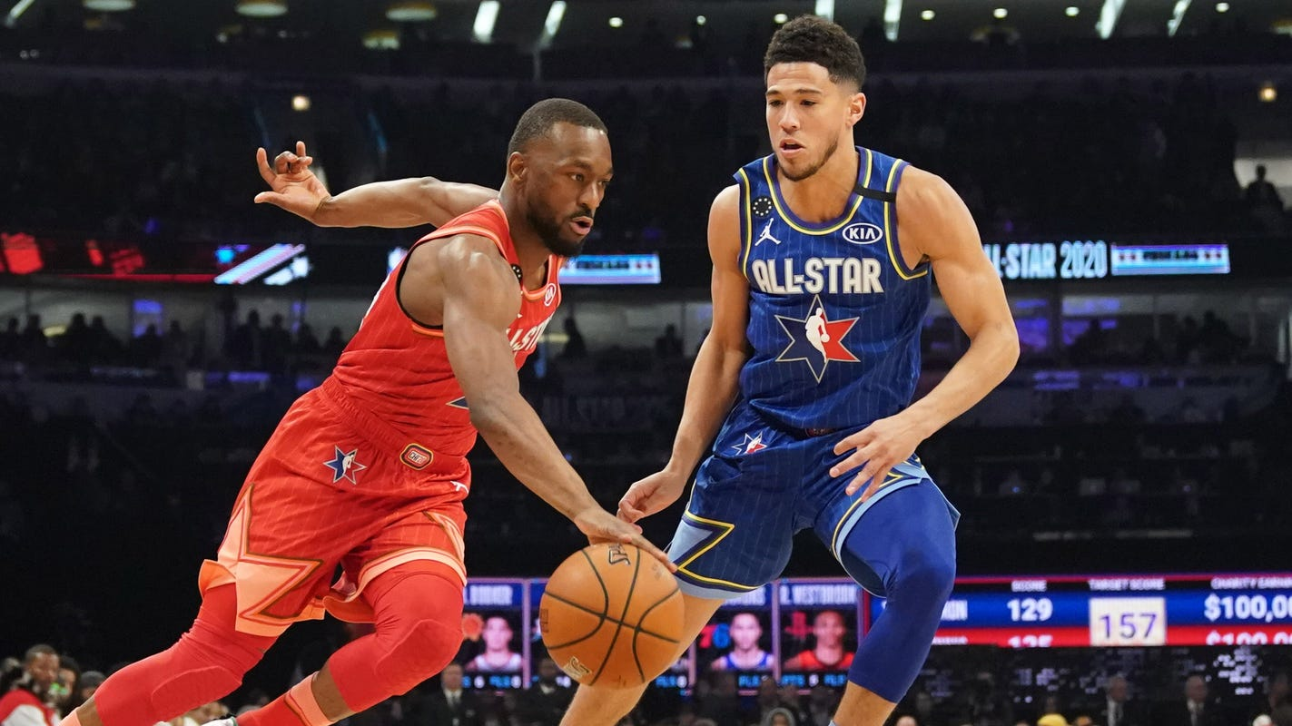 Here's what NBA All-Star Game taught us about Devin Booker and the Phoenix Suns