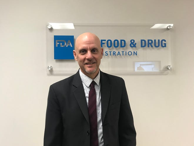 Dr. Stephen Hahn, commissioner of the Food and Drug Administration.