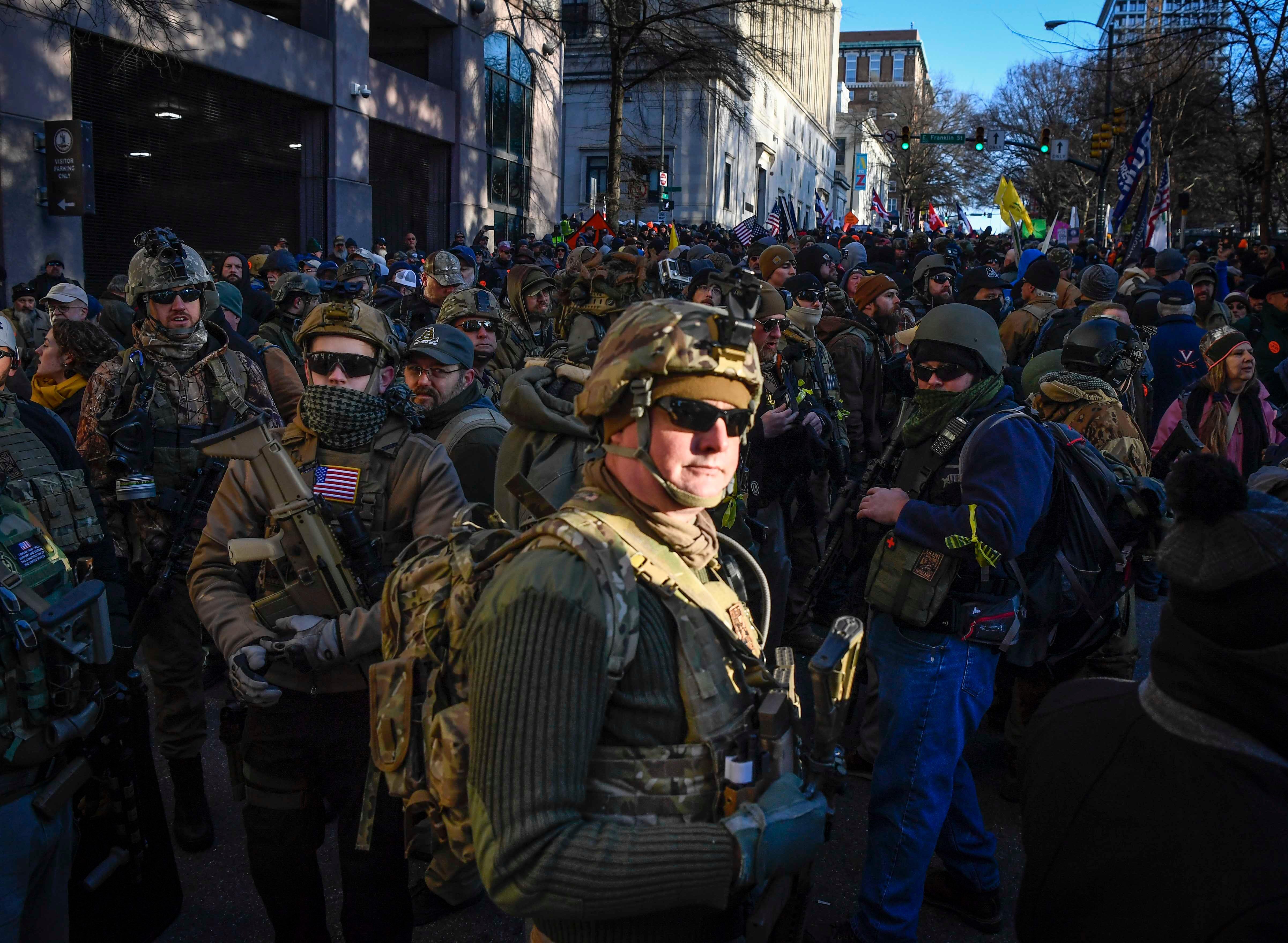 Virginia s ban on assault weapons sales blocked in Senate committee