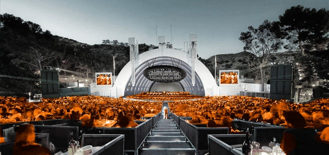 The Hollywood Bowl, a legendary entertainment landmark, has canceled its summer season for the first time in 98 years due to the COVID-19 pandemic.