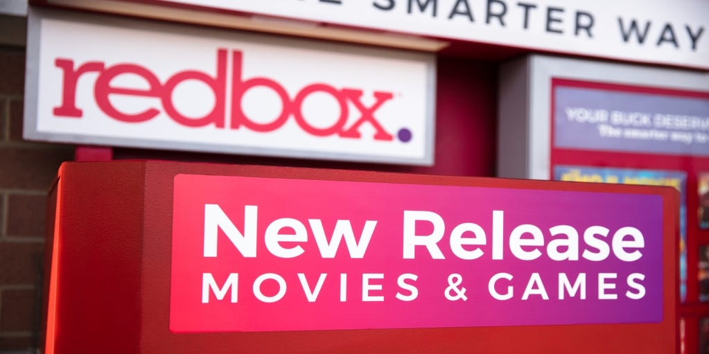 Redbox Now Lets You Stream Free Content Online