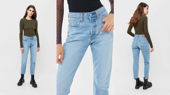 Everyone needs these classic jeans in their closet.