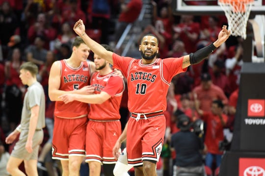 2020 NCAA tournament bracketology: Why one loss could bump San Diego State to No. 2 seed