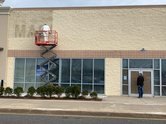 Skechers is coming to this store at Lanes Mill Marketplace on Route 9 in Howell.