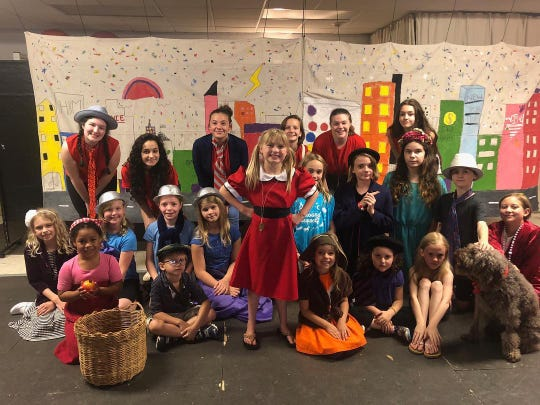 Asheville Performing Arts Academy's camps will workshop a musical and bring it to life.