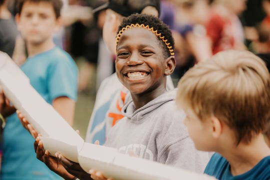 Cedar Ciff holds day camps for grades K-5 on the grounds of Billy Graham Training Center.