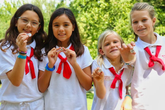 Rockbrook Camp in Brevard is a girls-only camp for ages 6-16.
