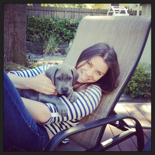 Brittany Maynard had been diagnosed with terminal brain cancer when she and her husband moved to Oregon from California so that she could take legally prescribed lethal medication under Oregon's Death With Dignity law. She died on Nov. 1, 2014, at age 29.
