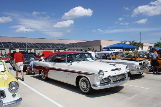 """""""A Celebration of Cars"""" will feature more than 400 antique, classic and modern cars at the American Muscle Car Museum on Feb. 29, 2020. This year's theme is the """"Fabulous Fifties."""""""