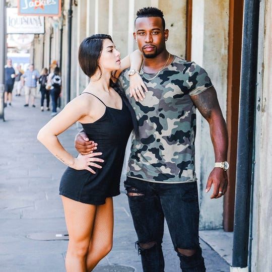 New Orleans dancers Clo Ferreira and De'Jon Polanski will be among the performers Feb. 21-23 at the Latin dance-and-music festival Nixmotion 2020 in Burlington.