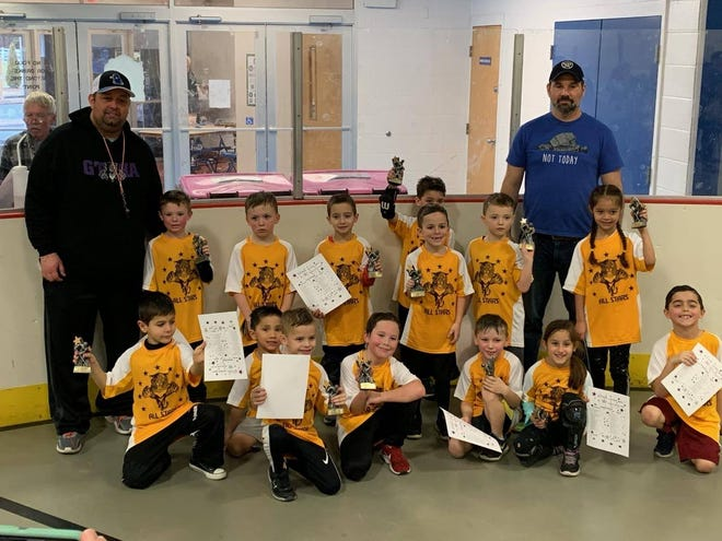 The Gloucester Township Hockey Alliance has been in existence for more than 30 years. They recently formed a relationship with the Flyers to help grow hockey at a grassroots level.