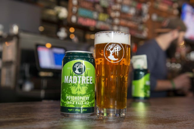 MadTree, maker of the India Pale Ale Psychopathy and other brews, has announced a new outdoor hangout at its Oakley taproom.