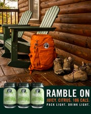 MadTree Brewing is releasing Ramble On, a new IPA packed with juicy citrus and only 106 calories, beginning March 2, 2020.