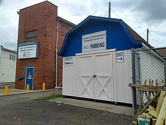 The Coshocton County Handicapped Society is located at 1005 Main St.