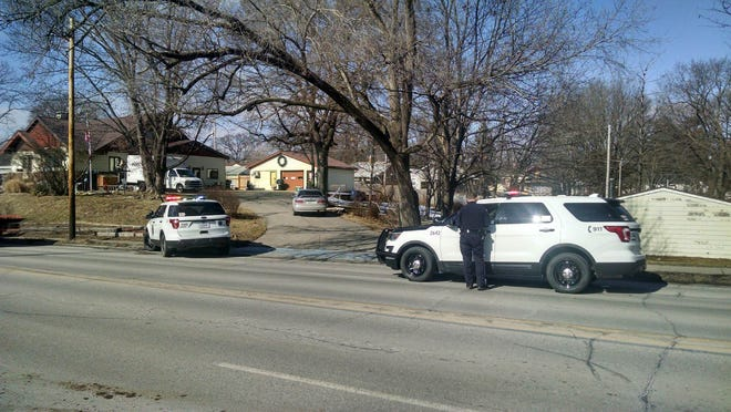 A man was injured in a drive by shooting Tues. Feb. 18 in the 1200 block of Euclid Avenue.