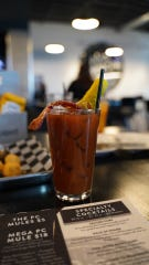The Rich's Pour Choice Smoky Mary at Pour Choices Neighborhood Bar, 1895 Southeast Grimes Blvd. in Grimes.
