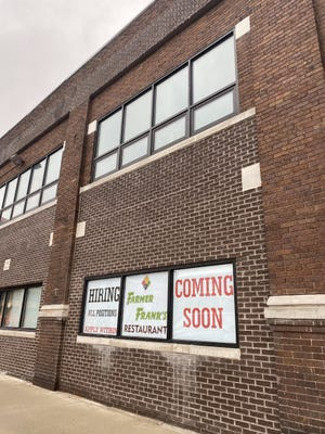 Farmer Frank's Restaurant will open in the former Framers Restaurant at Eastern Market.