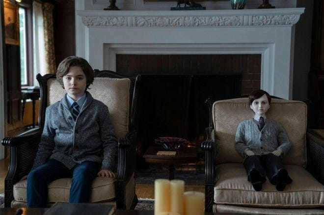 """Christopher Convery in """"Brahms: The Boy II."""""""