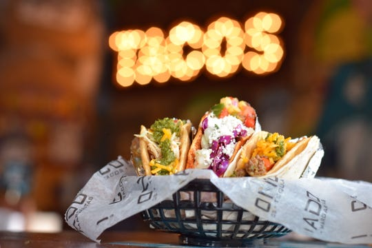 Condado Tacos will open in Detroit near Selden and Second on March 12.