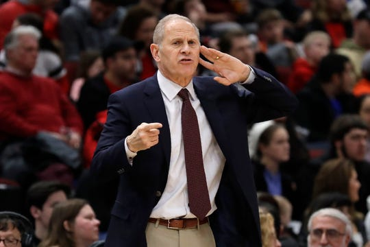 Cleveland Cavaliers coach John Beilein