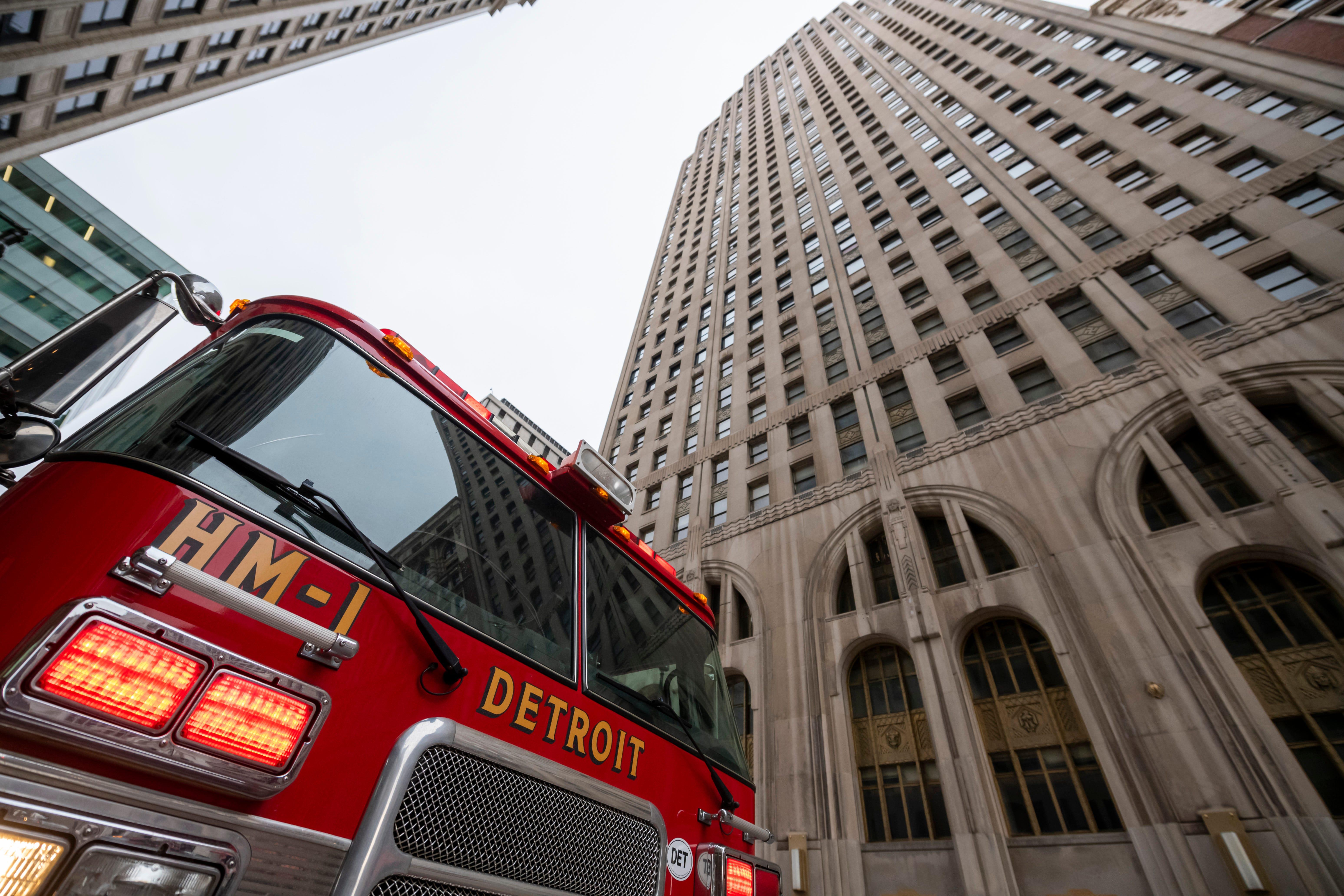 Owner of Detroit Penobscot Building fined for multiple...