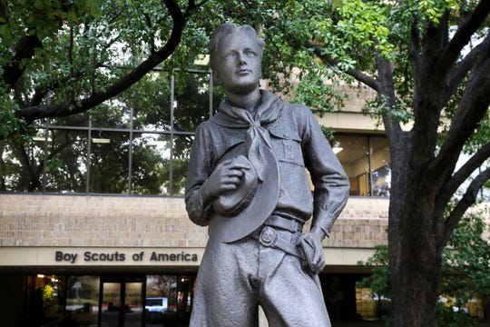 The Boy Scouts of America has filed for bankruptcy protection as it faces a barrage of new sex-abuse lawsuits.