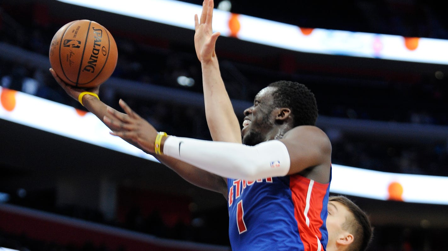 Reggie Jackson agrees to buyout with Pistons, will head to Clippers