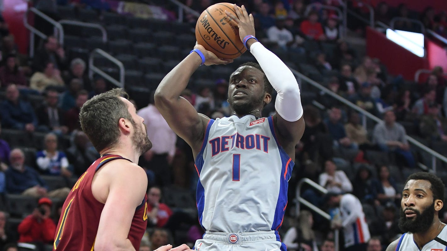 For Pistons, here's what's worth watching for in final 25 games